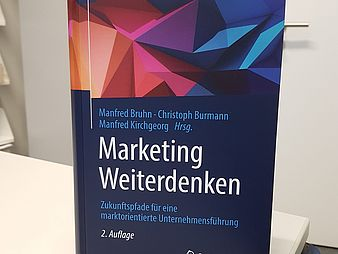 "Das Buch ""Marketing Weiterdenken"""