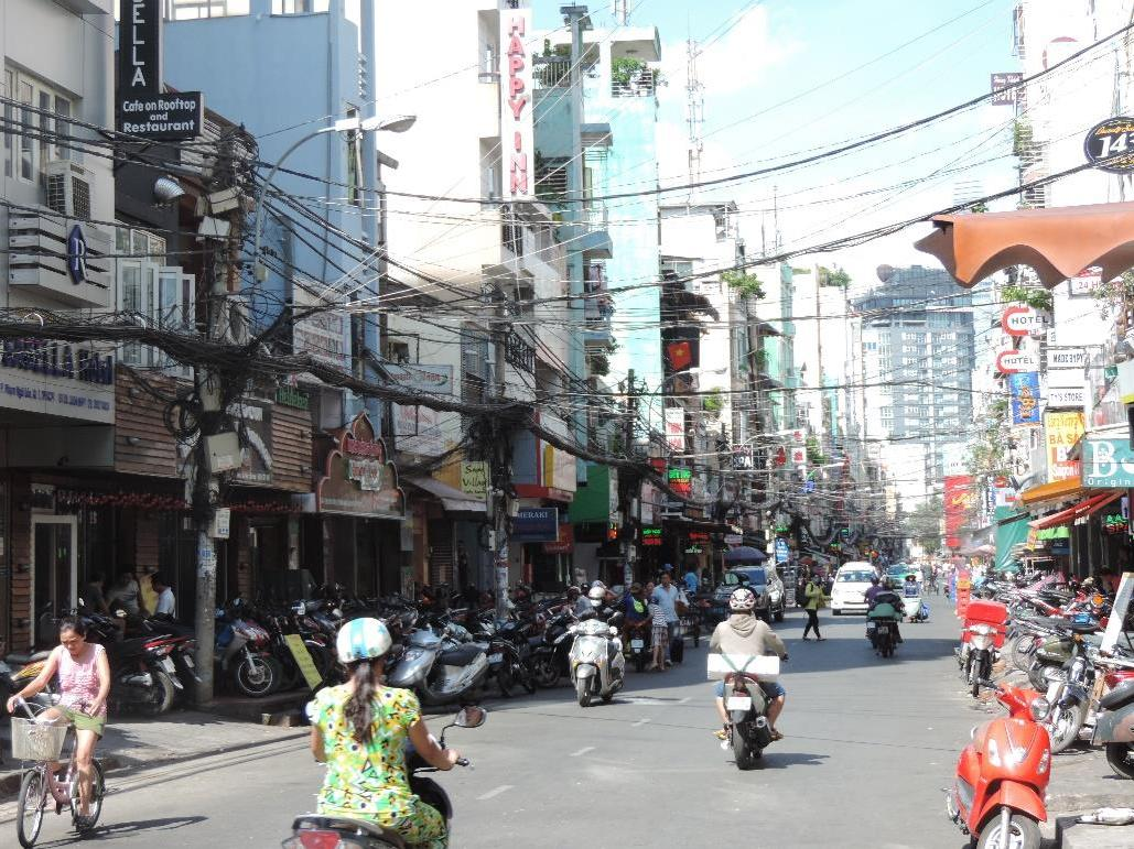 Ho Chi Minh town