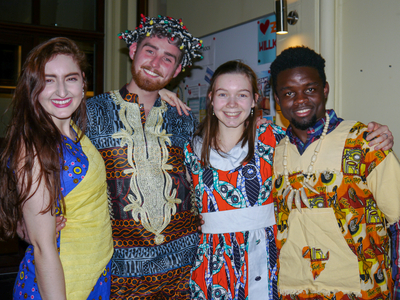 Culture Night Cameroon