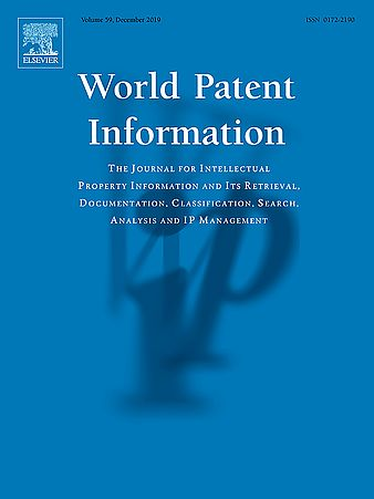 Cover World Patent Information