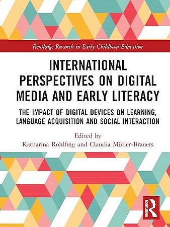 Buchcover International Perspectives on Digital Media and Early Literacy