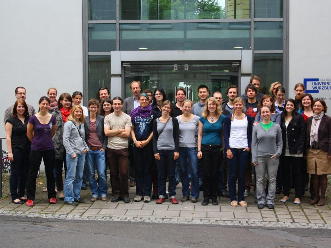 Gruppenfoto Workshopgruppe