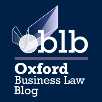 Logo Oxford Business Law Blog