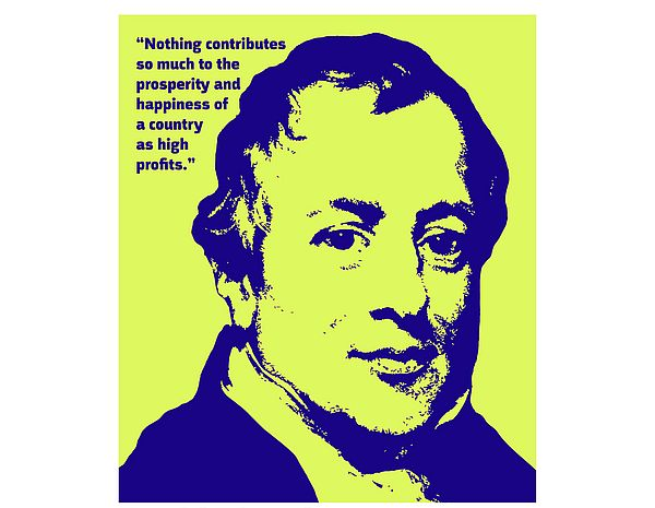[Translate to English:] Picture from David Ricardo