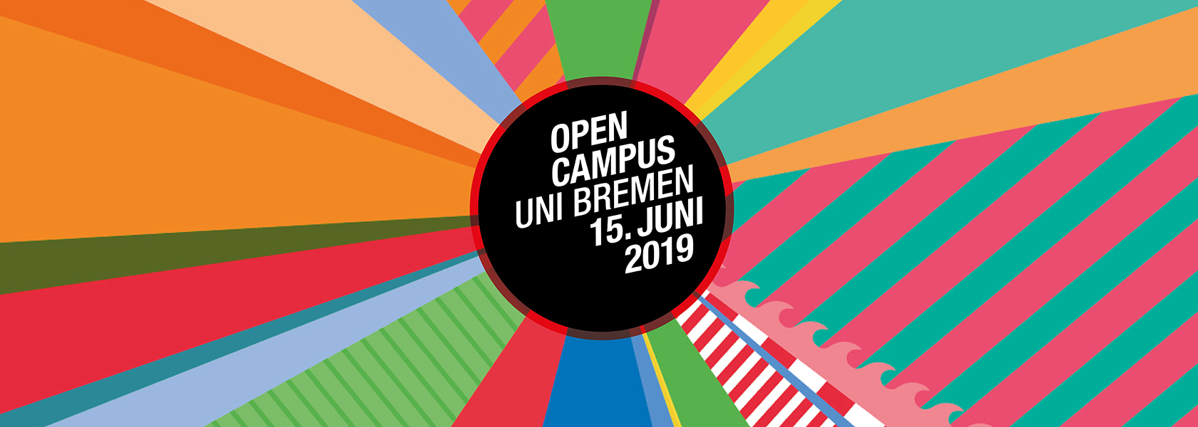 OPEN CAMPUS is on 15 June 2019.