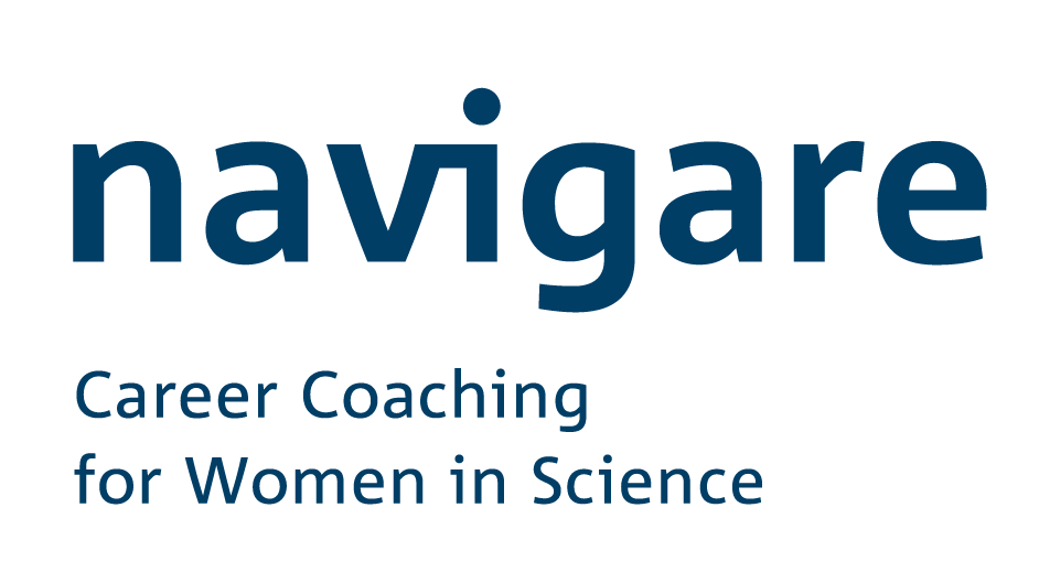 Logo navigare: Career Coaching for Women in Science