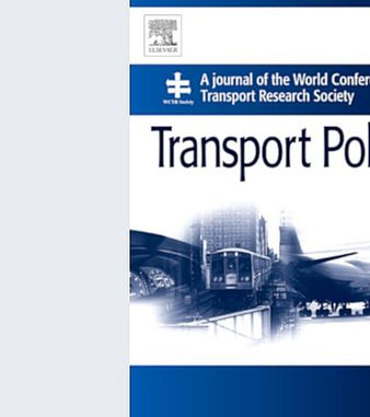 [Translate to English:] Book cover - Transport Policy