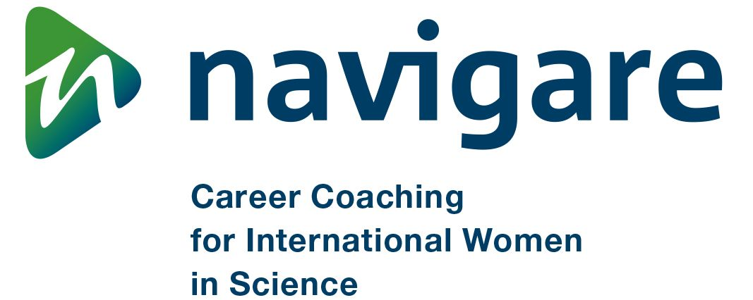 Logo navigare Career Coaching for International Women in Science