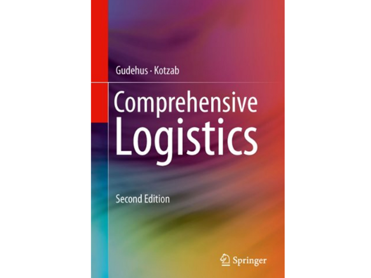 "Second Edition of the Textbook ""Comprehensive Logistics"""
