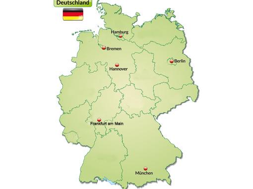 deutschlandkarte bremen Groups and Chapter   Universität Bremen
