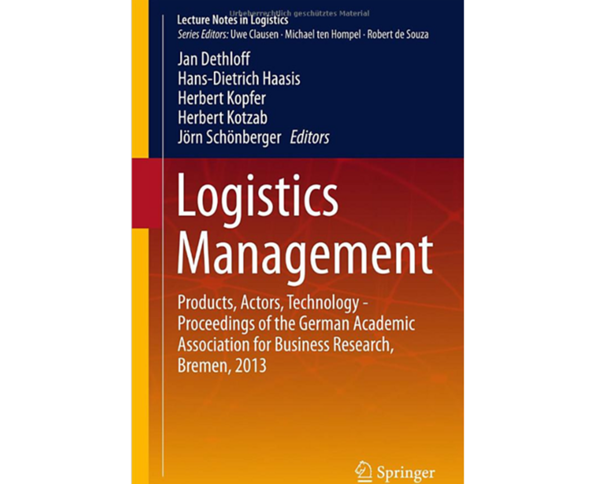 Logistics Management 2013
