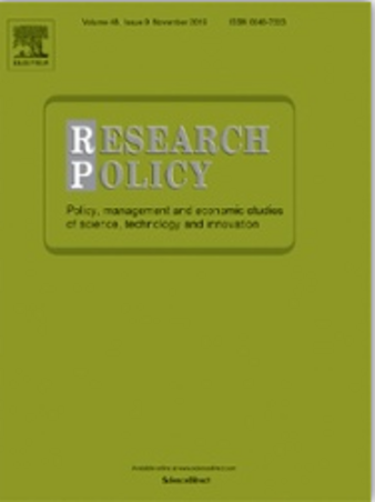 Research Policy Cover
