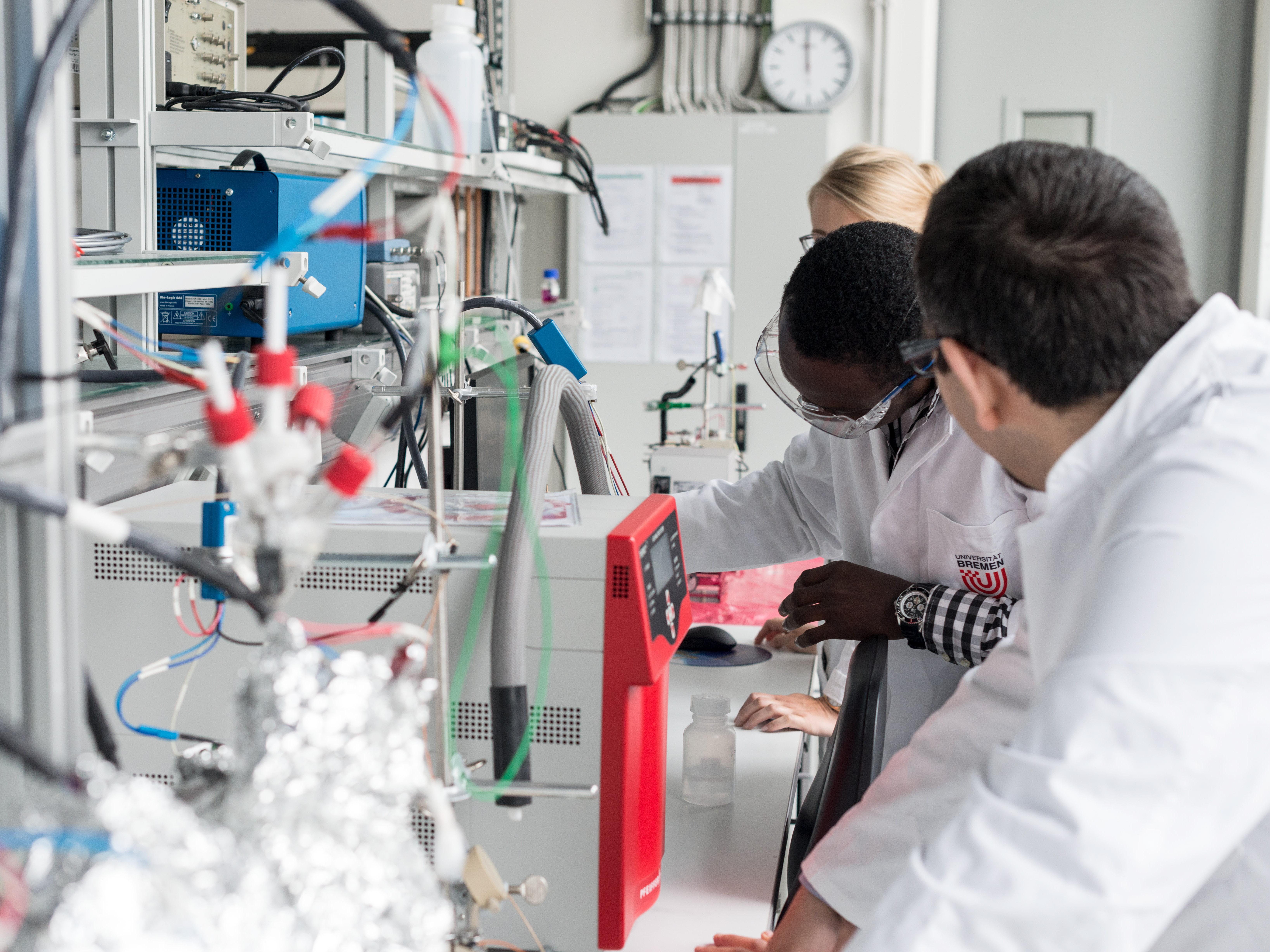 Bachelor Chemie Gehalt