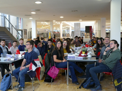 Welcome Breakfast for exchange students