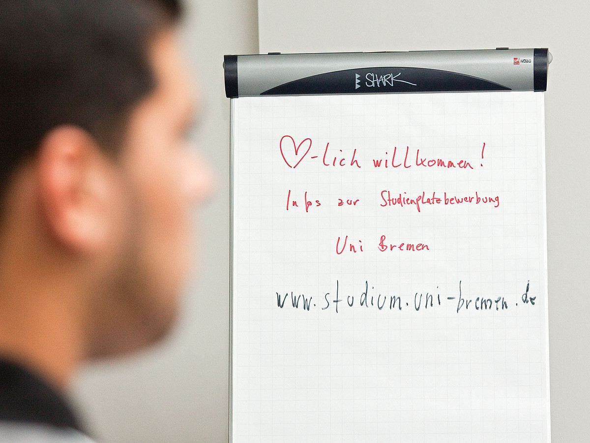 Admission Universitat Bremen 1