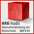 Logo Audit internationalization of German universites.