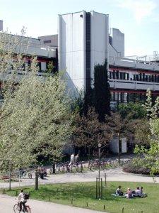 GW2 building Uni Bremen