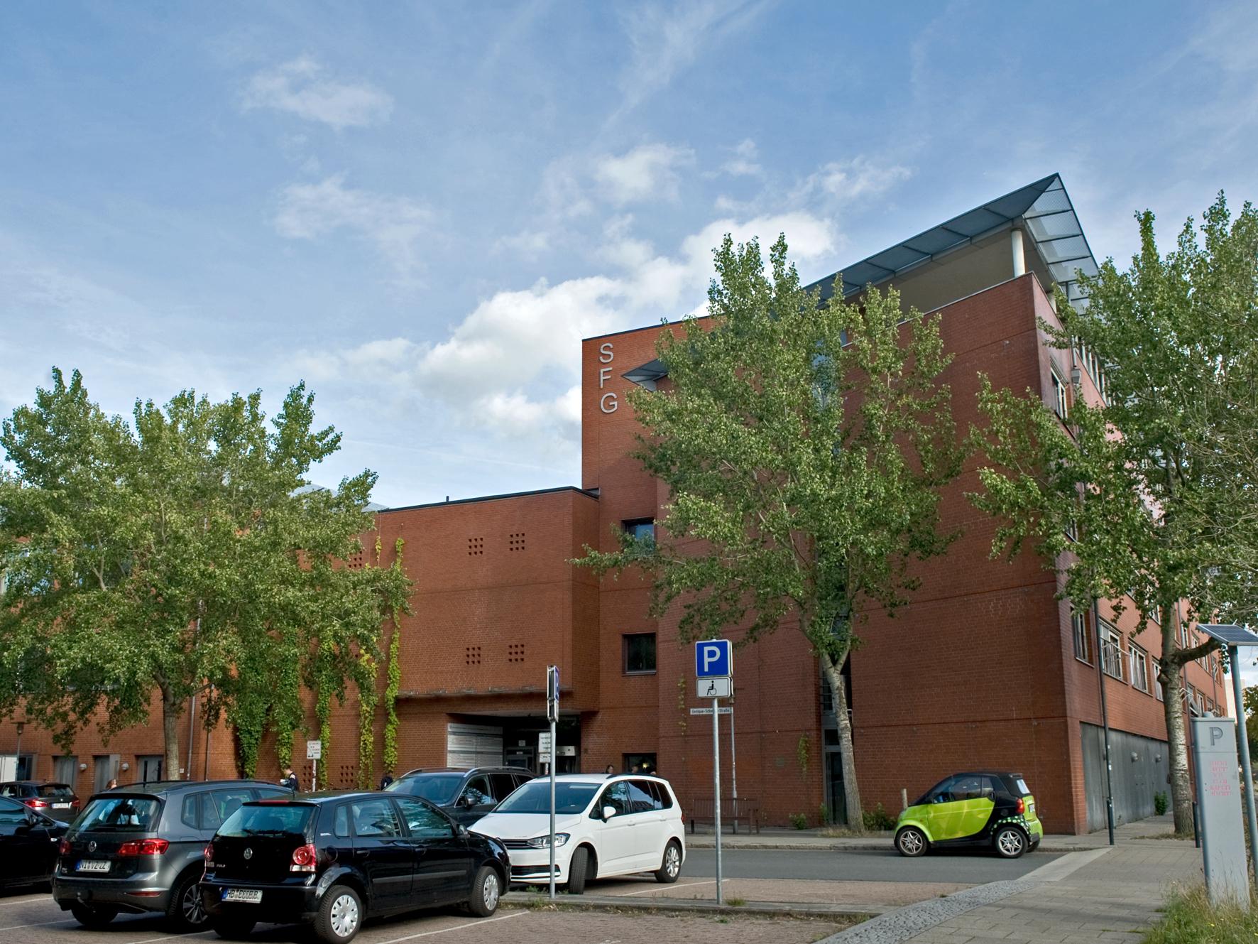 Seminar- und Forschungsverfügungsgebäude