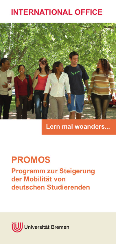International Office Promos Flyer