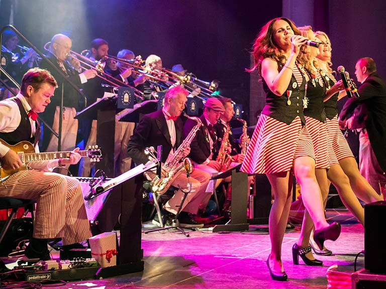 Show-Big Band Renhornen