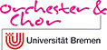 [Translate to English:] Zur Startseite Orchester & Chor der Universität