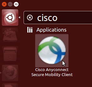 Cisco AnyConnect Secure Mobility Client for Windows