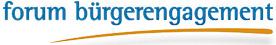 Logo Forum Bürgerengagement