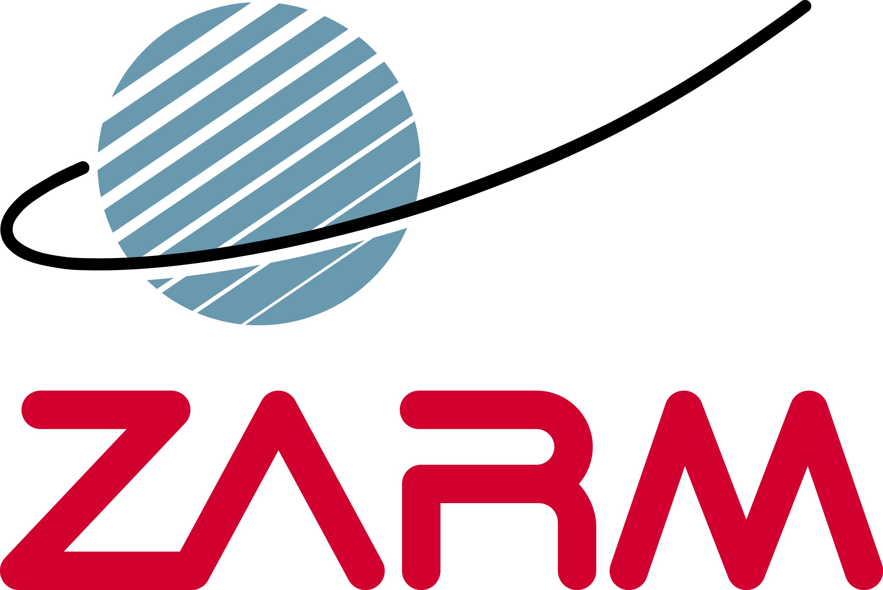 Logo ZARM - Zentrum für angewandte Raumfahrttechnologie und Mikrogravitation